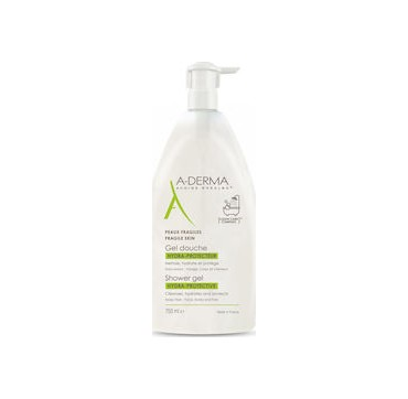 A-DERMA SHOWER GEL HYDRA PROTECTIVE 750 ml