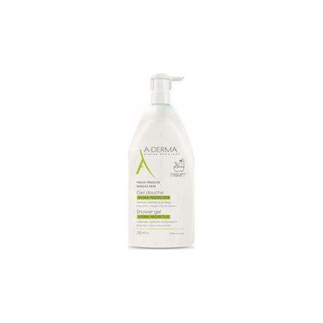 A-DERMA SHOWER GEL HYDRA PROTECTIVE 750 ml