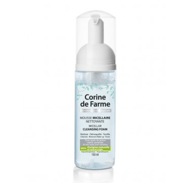 Corine De Farme - Micellar Cleansing Foam 150 Ml