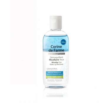 Corine De Farme - Micellar Eye Make Up Remover 100 Ml