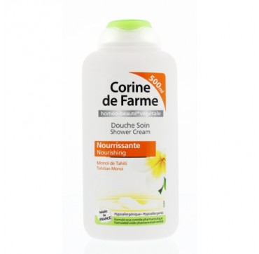 Corine De Farme - Tahitian Monoi Nourishing Shower Cream 500 Ml