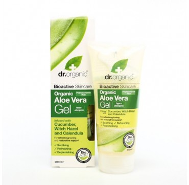 DR ORGANIC ALOE GEL CUCUMBER 200ml