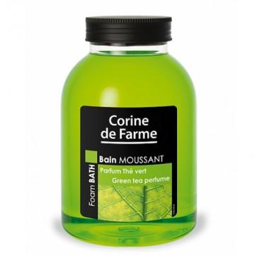 CORINE DE FARME - FOAM BATH GREEN TEA PERFUME 1L