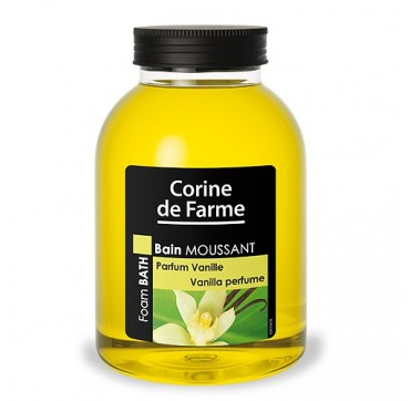 CORINE DE FARME - FOAM BATH VANILLA PERFUME 1L