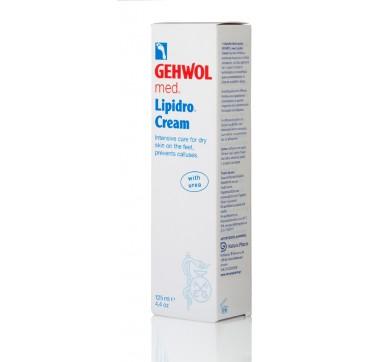 Gehwol Med Lipidro Υδρολιπιδική Κρέμα Ποδιών 125ml