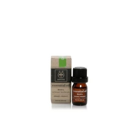 APIVITA ESSENTIAL OIL ΒΑΣΙΛΙΚΟΣ 5ml