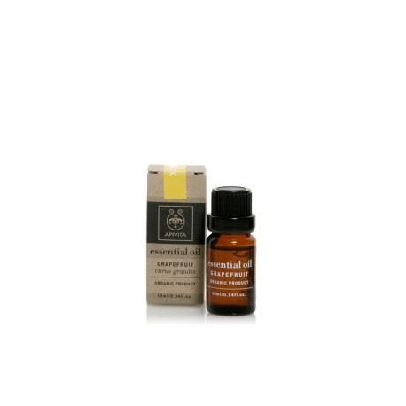 APIVITA ESSENTIAL OIL ΓΚΡΕΙΠΦΡΟΥΤ 10ml