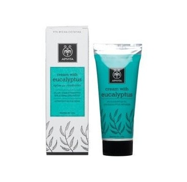 APIVITA EUCALYPTUS CREAM 40ml