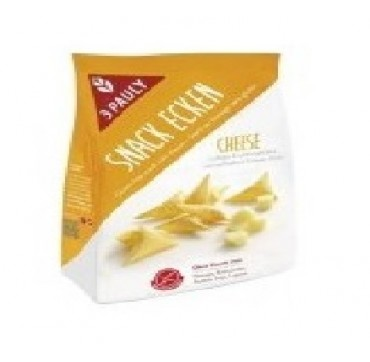 OLA-BIO 3PAULY GLUTEN-FREE SNACK WITH CHEESE ΚΡΑΚΕΡΑΚΙΑ ΜΕ ΤΥΡΙ 50G