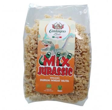 Βιοφρεσκο - Castagno Mix Jurassic Βιοζυμαρικα Από Σιμιγδάλι Σταριού (λευκά) 500g