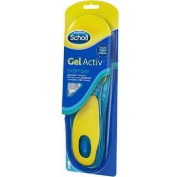 SCHOLL GELACTIV INSOLES EVERYDAY MEN x1 ΖΕΥΓΑΡΙ