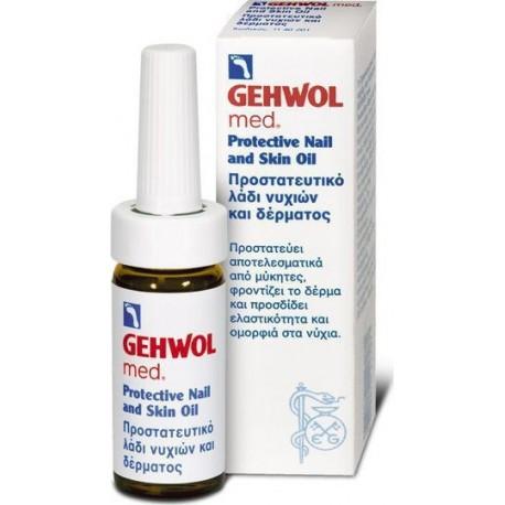 GEHWOL MED PROTECTIVE NAIL & SKIN OIL 15ml