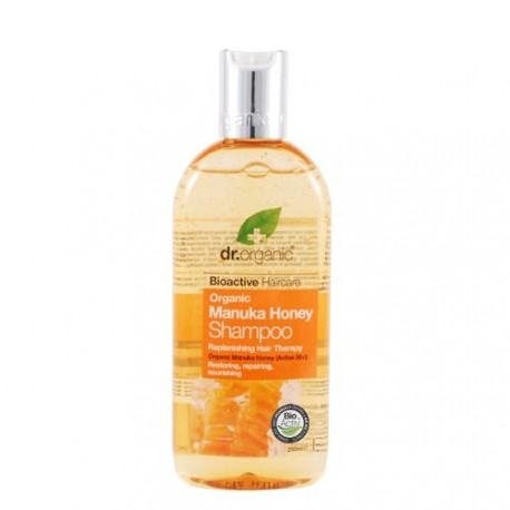 DR. ORGANIC MANUKA HONEY SHAMPOO ΣΑΜΠΟΥΑΝ 265ML