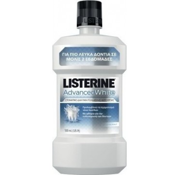 Listerine Advanced White 250ml