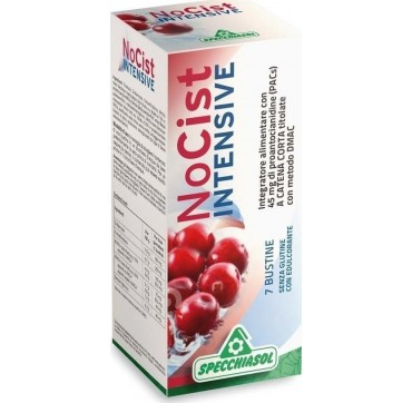 Specchiasol Nocist Intensive 7x3.5g Sachets