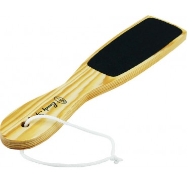 Beauty Spring Wooden Foot Rasp 1τμχ
