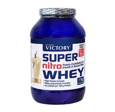 Weider Super Nitro Whey Vanilla Cream 1kg