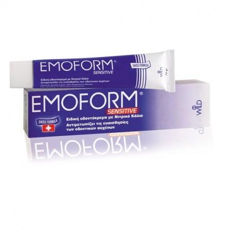 EMOFORM SENSITIVE SWISS 50 ml