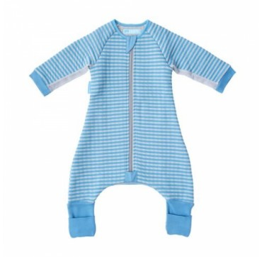 Grobag Romper / Υπνόσακος 24-36 μηνών Blue Stripe 1 τεμ.