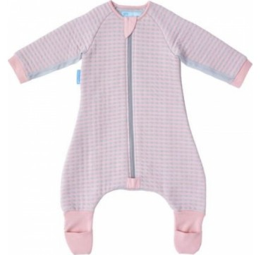 Grobag Romper / Υπνόσακος 24-36 μηνών Pink Stripe 1 τεμ.