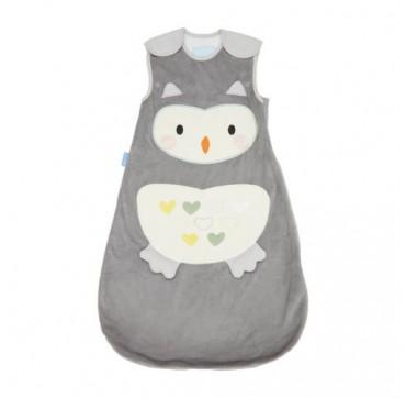 Grobag Υπνόσακος 2.5 tog χειμωνιάτικος 6-18 μηνών Ollie the Owl τεμ. 1
