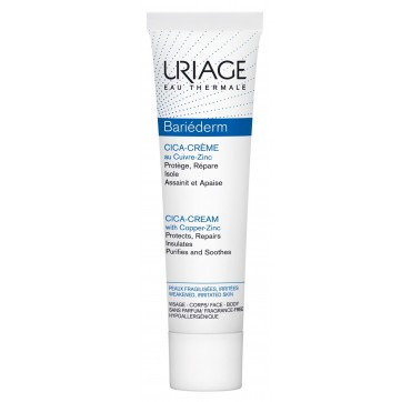 URIAGE Bariederm Cica-Cream with Copper Zinc 100ml