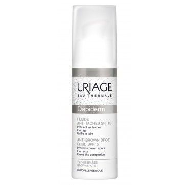 URIAGE Depiderm Fluid Anti-Brown Spot SPF 15+ 30ml