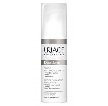 Uriage Depiderm Fluid Anti-brown Spot Spf 15+ 30ml