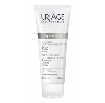 URIAGE Depiderm Brightening Cleansing Foam 100ml