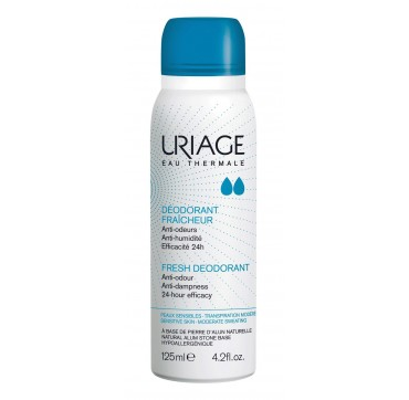 Uriage Fresh Deodorant 24h 125ml