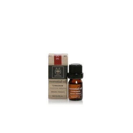 APIVITA ESSENTIAL OIL CINNAMON 5ml