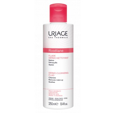 URIAGE ROSELIANE Dermo-Cleansing Fluid 250ml