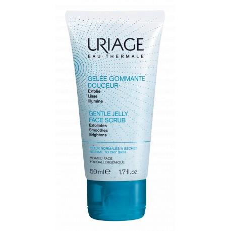 URIAGE Gentle Jelly Face Scrub 50ml