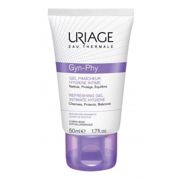URIAGE Gyn-Phy Refresing Gel Intimate Hygiene 50ml