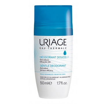 Uriage Gentle Deodorant 24h 50ml