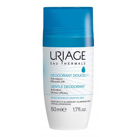 URIAGE Gentle Deodorant 24h 50ml