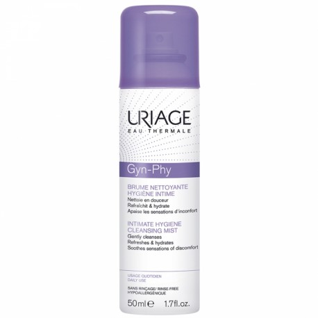 URIAGE Gyn-Phy Intimate Hygiene Cleansing Mist 50ml