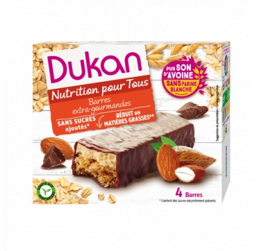 Dukan Γκοφρέτα βρώμης με σοκολάτα 120gr