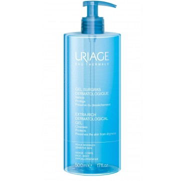 URIAGE Extra-Rich Dermatological Gel 500ml
