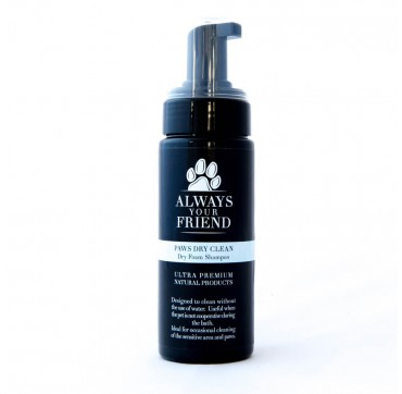 ALWAYS YOUR FRIEND Paws Dry Clean Shampoo 150ml