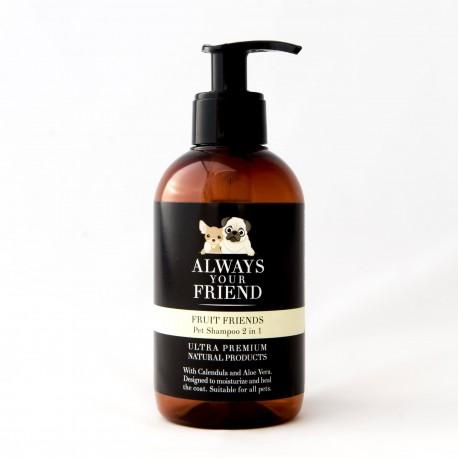 ALWAYS YOUR FRIEND Fruit Friends Shampoo 2 in 1 250ml