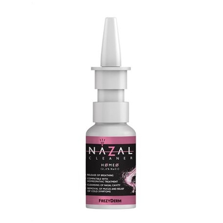 FREZYDERM Nasal Cleaner Homeo 30ml
