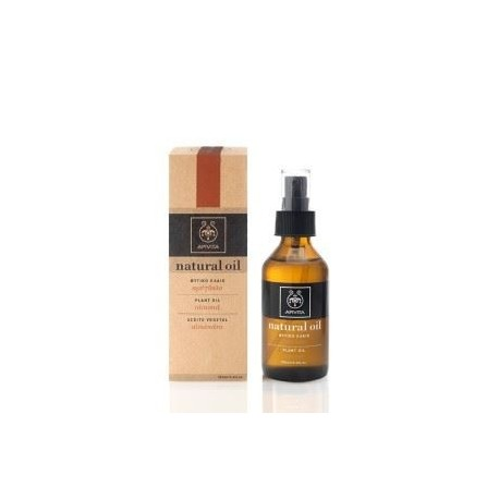Natural Oil Apivita Αμύγδαλο 100ml