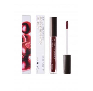 KORRES Morello Voluminous Lipgloss 54 Real Red 4ml
