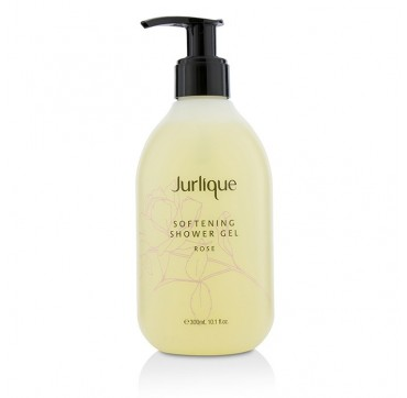 JURLIQUE SOFTENING SHOWER GEL ROSE 300ml
