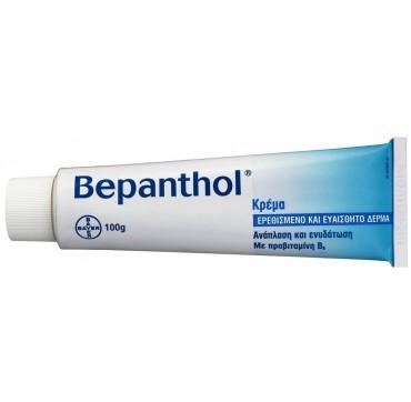 Bepanthol Cream Κρέμα Για Δέρμα Ευαίσθητο Σε Ερεθισμούς 100g