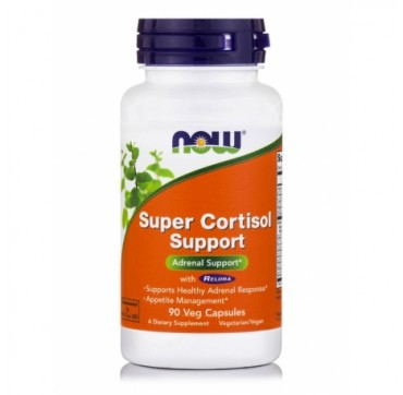 Now Super Cortisol Support 90vcaps