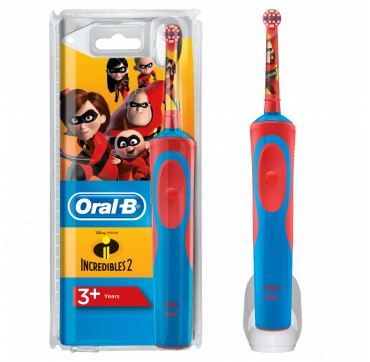 ORAL-B STAGES POWER THE INCREDIBLES II 3+ 1TEM.