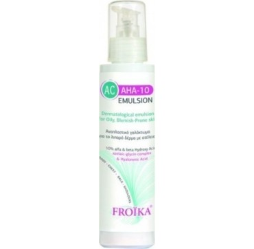 Froika Ac Aha10 Emulsion 125ml