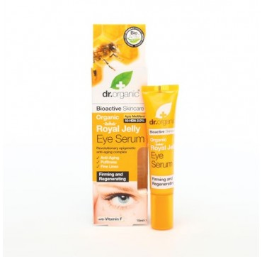 DR ORGANIC ROYAL JELLY EYE SERUM 15ml